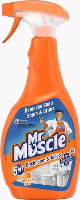 Mr Muscle® Bathroom Spray