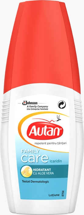 Autan® Family Care Loţiune