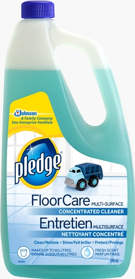 Pledge ® Clean Multi Surface  Floor Cleaner Concentrate