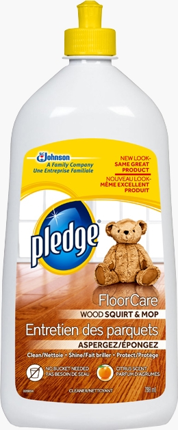 Pledge ® Clean Gentle Wood Floor Cleaner