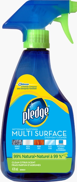 Pledge® Clean Multi Surface Cleaner - Fresh Citrus