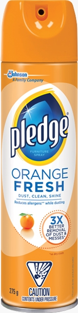 Pledge® Beautify Orange
