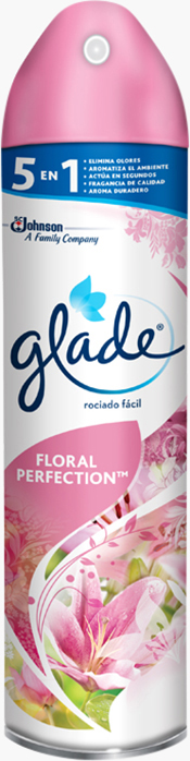 Glade® Aerosol Floreal Perfection (Interrumpido)