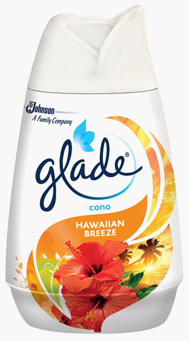 Glade® Cono Hawaiian Breeze