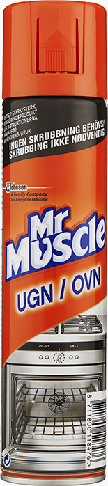 Mr Muscle® Hero Oven Aerosol