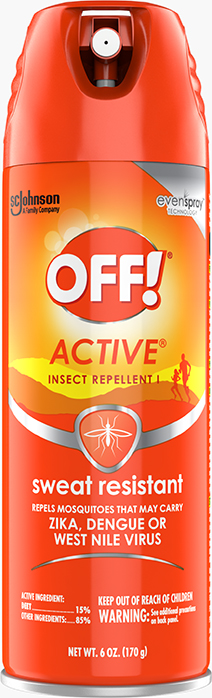 OFF! Active® Insect Repellent I