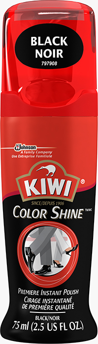 KIWI® Color Shine Black