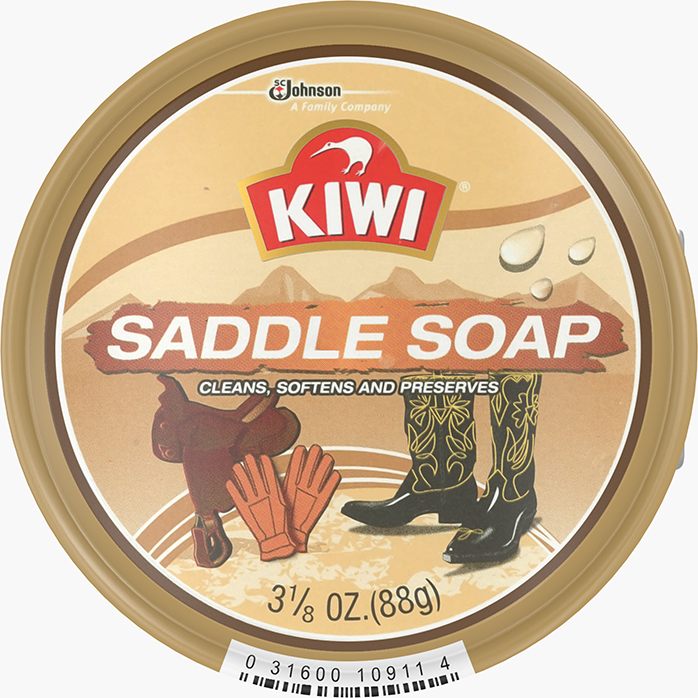 KIWI® Outdoor Saddle Soap