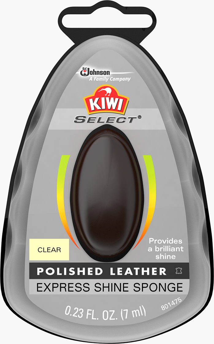 KIWI® Select Express Shine Sponge Clear