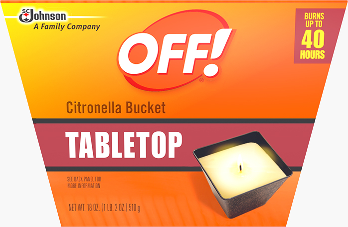 OFF!® Citronella Buckets