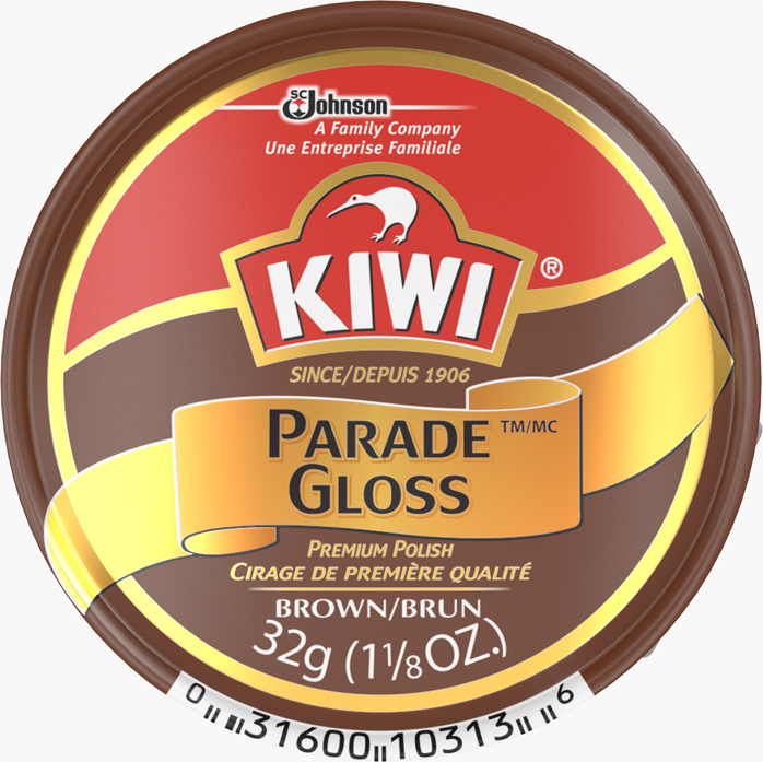 KIWI® Parade Gloss Brown