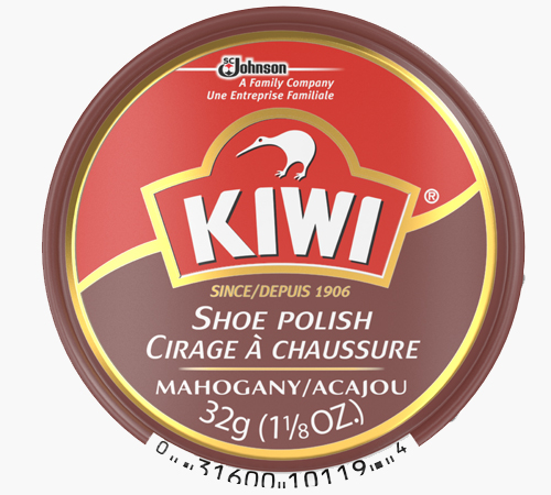 KIWI® Paste Polish Mahogany
