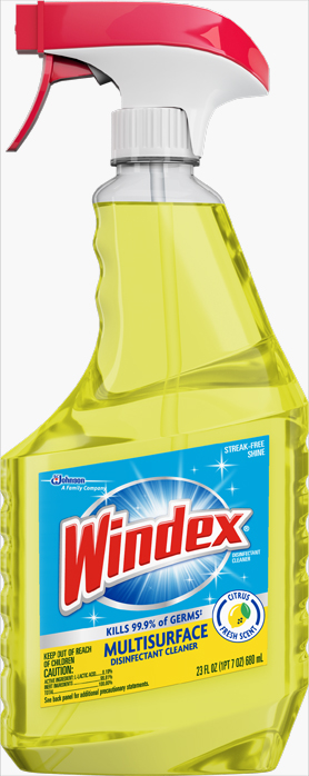 Windex® Multi-Surface Disinfectant