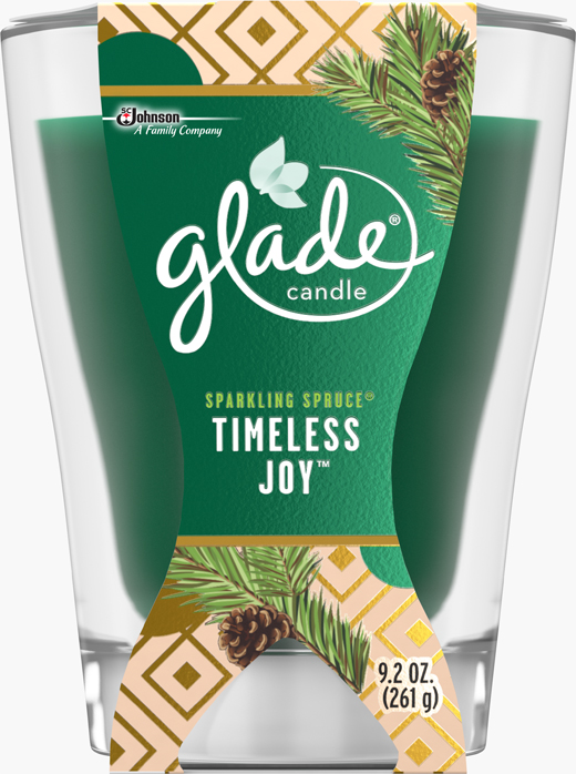 Large Candle - Timeless Joy™