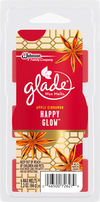 Glade® Wax Melts - Happy Glow™
