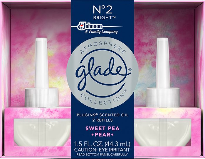 Glade® Atmosphere Collection™ PlugIns® Scented Oil Refills - Nᵒ2 Bright™