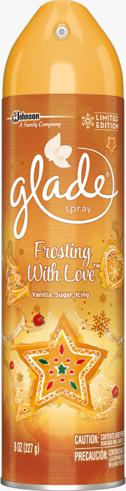 Glade® Room Spray - Frosting with Love