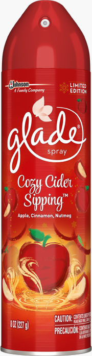 Glade® Room Spray - Cozy Cider Sipping