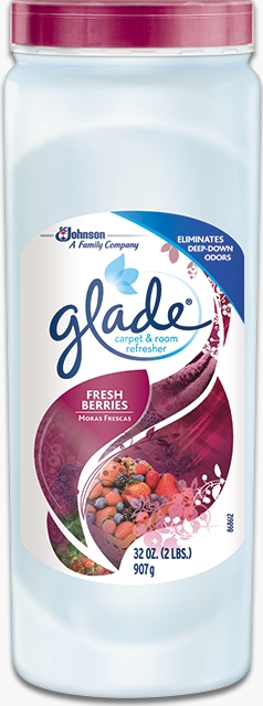 Glade® Carpet & Room - Fresh Berries