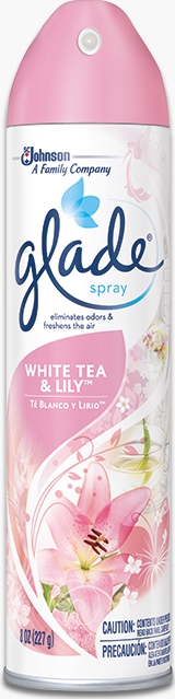 Glade® Room Spray - White Tea & Lily™