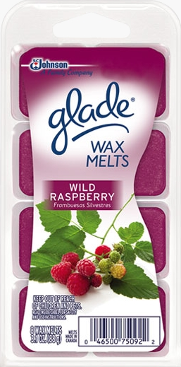 Glade® Wax Melts - Wild Raspberry