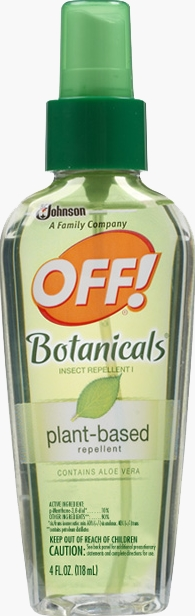 OFF! Botanicals® Insect Repellent I