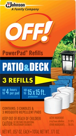 OFF!® PowerPad® Refills