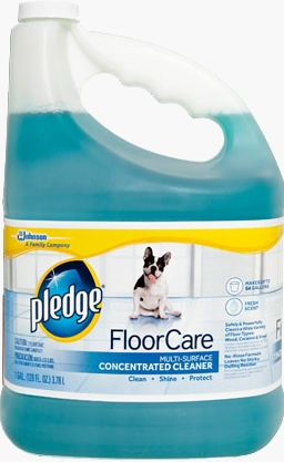 Pledge® FloorCare Multi Surface Cleaner Gallon