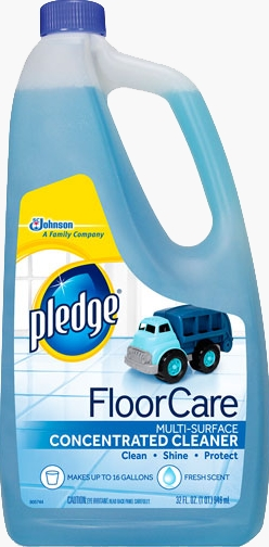 Pledge® FloorCare Multi Surface Concentrated Cleaner