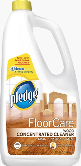 Pledge® FloorCare Wood Concentrated Cleaner
